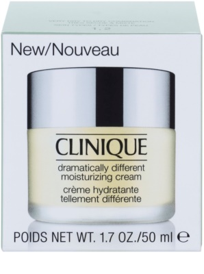 Clinique 3 Steps hidratáló krém száraz és nagyon száraz bőrre 3