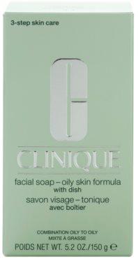 Clinique 3 Steps finom szappan kombinált és zsíros bőrre 3