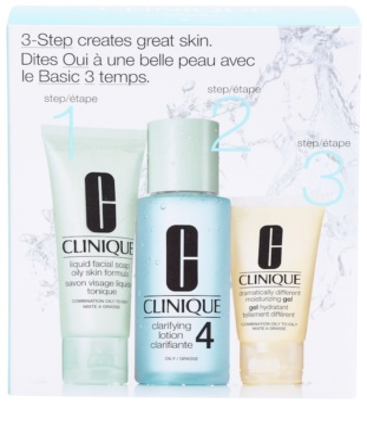 Clinique 3 Steps kosmetická sada VIII.