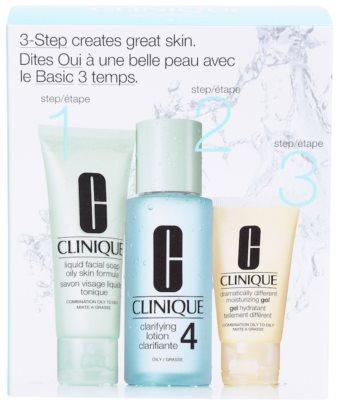 Clinique 3 Steps Kosmetik-Set  VIII.