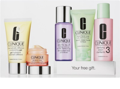 Clinique 3 Steps Kosmetik-Set  XI.