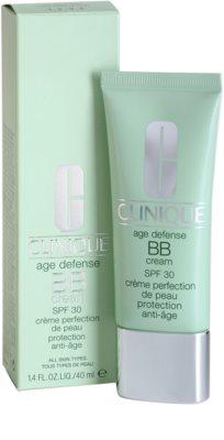 Clinique Age Defense BB Creme mit feuchtigkeisspendender Wirkung SPF 30 2