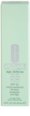 Clinique Age Defense BB Creme mit feuchtigkeisspendender Wirkung SPF 30 3