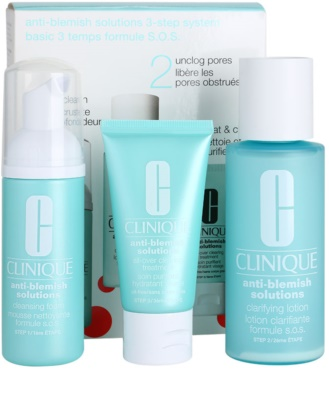 Clinique Anti - Blemish set cosmetice I. 2