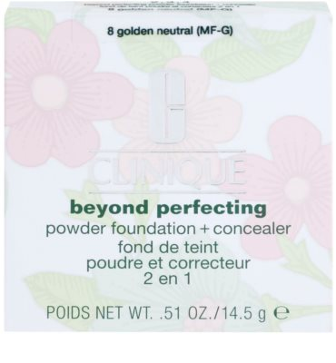 Clinique Beyond Perfecting pudriges Make up mit Korrektor 2in1 2