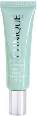 Clinique Continuous Coverage base para pele seca e mista