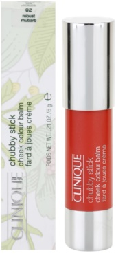 Clinique Chubby Stick Puder-Rouge im Stift 1