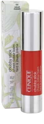 Clinique Chubby Stick colorete en lápiz 2