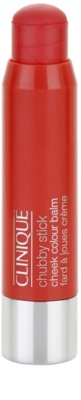 Clinique Chubby Stick Puder-Rouge im Stift 4