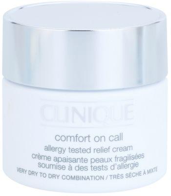 Clinique Comfort on Call hidratáló krém száraz és nagyon száraz bőrre