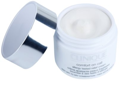 Clinique Comfort on Call хидратиращ крем  за суха или много суха кожа 1