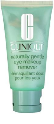 Clinique Clean desmaquilhante de olhos para todos os tipos de pele