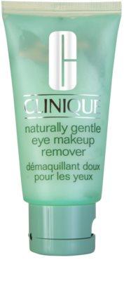 Clinique Clean desmaquillante de ojos para todo tipo de pieles
