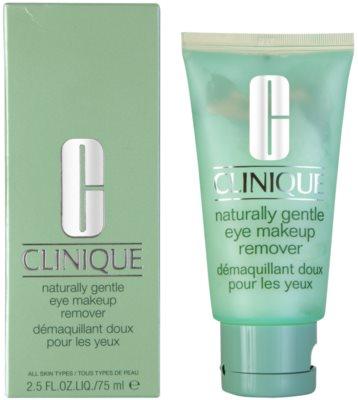 Clinique Clean desmaquillante de ojos para todo tipo de pieles 1
