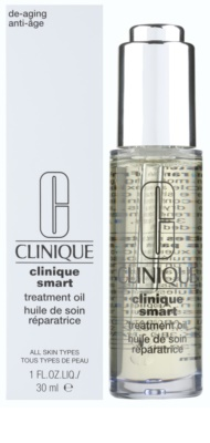 Clinique Clinique Smart regenerierendes Öl mit Detox-Effekt 1