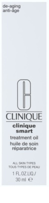 Clinique Clinique Smart Ulei regenerator și detoxifiant 2