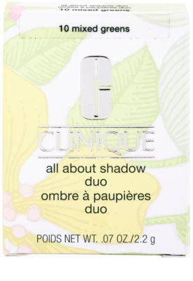 Clinique All About Shadow Duo sombras 3