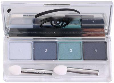 Clinique All About Shadow Quad oční stíny
