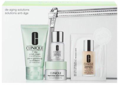 Clinique De-Aging Solutions lote cosmético I.