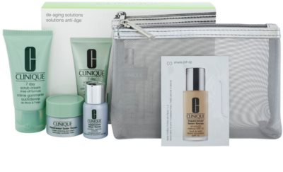 Clinique De-Aging Solutions Kosmetik-Set  I. 2
