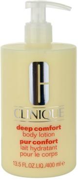 Clinique Deep Comfort leche corporal