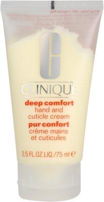 Clinique Deep Comfort crema de manos para todo tipo de pieles