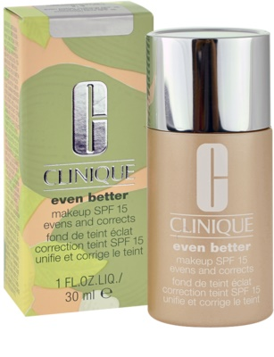 Clinique Even Better Make-up maquillaje líquido para pieles secas y mixtas