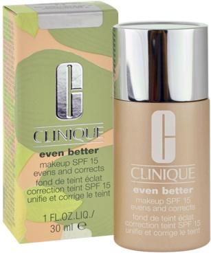 Clinique Even Better Make-up podkład w płynie do skóry suchej i mieszanej