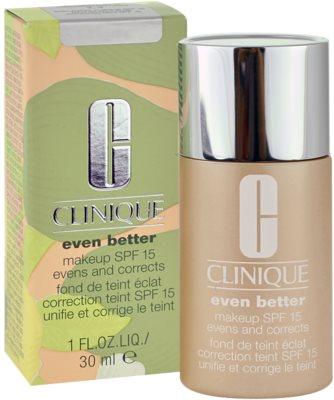 Clinique Even Better Make-up течен фон дьо тен за суха и смесена кожа