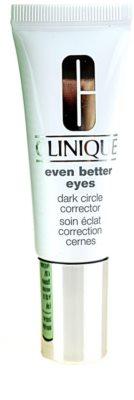 Clinique Even Better Care crema para contorno de ojos antiojeras