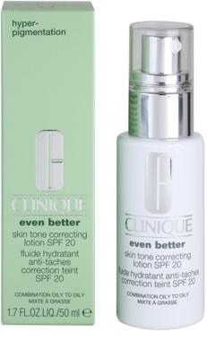 Clinique Even Better Care emulsja do twarzy przeciw przebarwieniom skóry 2