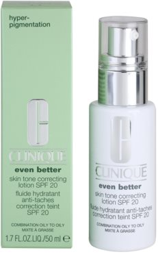 Clinique Even Better Care emulzija za obraz proti pigmentnim madežem 2
