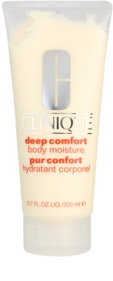 Clinique Hair and Body Care leche corporal para pieles secas