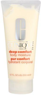 Clinique Hair and Body Care testápoló tej száraz bőrre