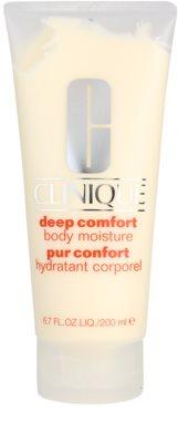 Clinique Hair and Body Care молочко для тіла для сухої шкіри
