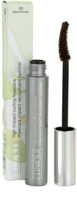 Clinique High Impact Curling Schwung und Länge Mascara 1