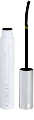 Clinique High Lengths mascara pentru alungire