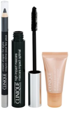 Clinique High Impact Favourites Kosmetik-Set  I. 1