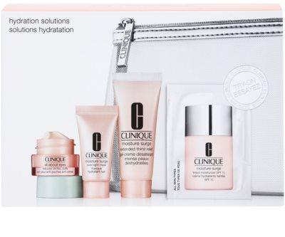Clinique Hydration Solutions Kosmetik-Set  I.