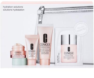 Clinique Hydration Solutions zestaw kosmetyków I.