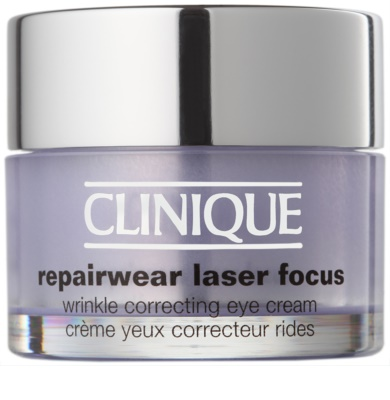 Clinique Repairwear Laser Focus crema contur pentru ochi pentru toate tipurile de ten