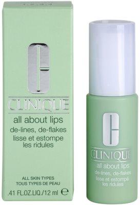 Clinique All About Lips balzam na pery pre všetky typy pleti vrátane citlivej 2