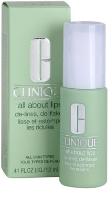 Clinique All About Lips balzam na pery pre všetky typy pleti vrátane citlivej 3
