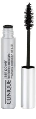 Clinique Lash Power Feathering Mascara Mascara für Volumen