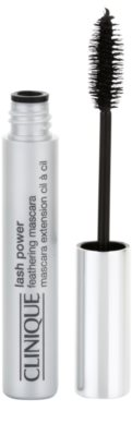 Clinique Lash Power Feathering Mascara pogrubiający tusz do rzęs