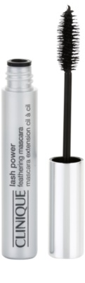 Clinique Lash Power Feathering Mascara спирала за обем