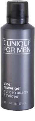 Clinique For Men gel de ras