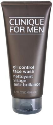 Clinique For Men gel de limpeza para pele normal a oleosa
