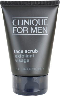 Clinique For Men peeling do twarzy dla mężczyzn