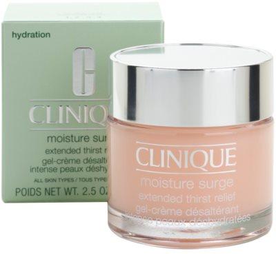 Clinique Moisture Surge зволожуючий крем-гель для всіх типів шкіри 2